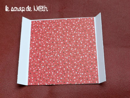 TUTO CARTE NOEL 3D photo1