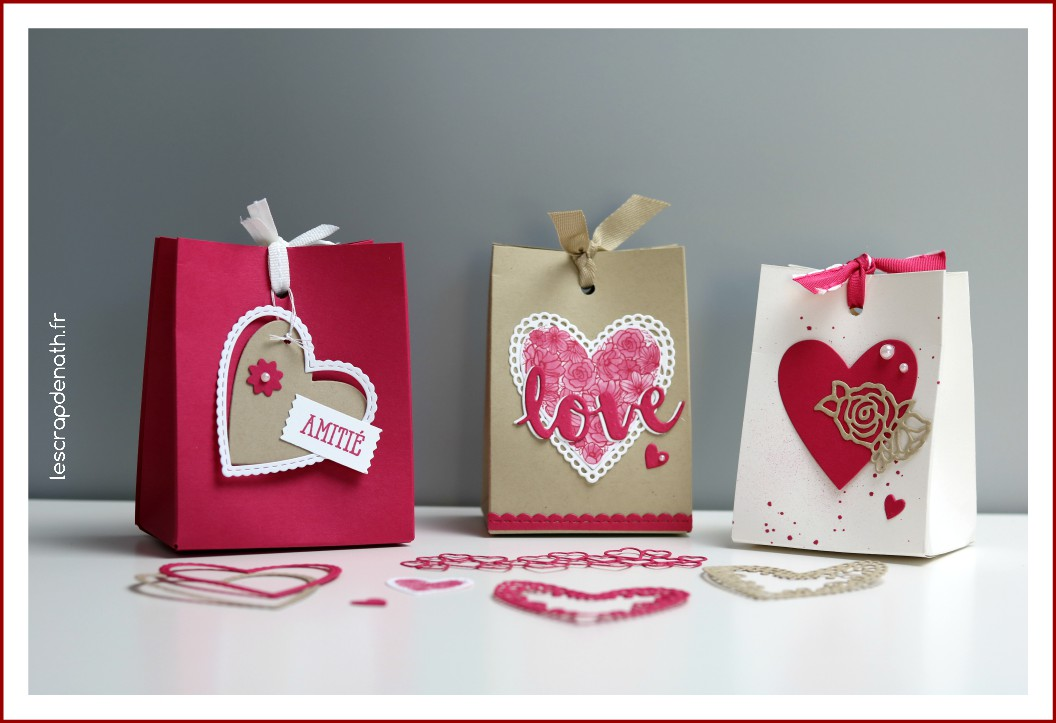 Collection De Tout Mon Coeur Stampin'Up! 2019