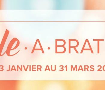 CATALOGUE PRINTEMPS/ETE 2019 et SALE A BRATION